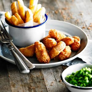 Wholetail Scampi - a true British classic!